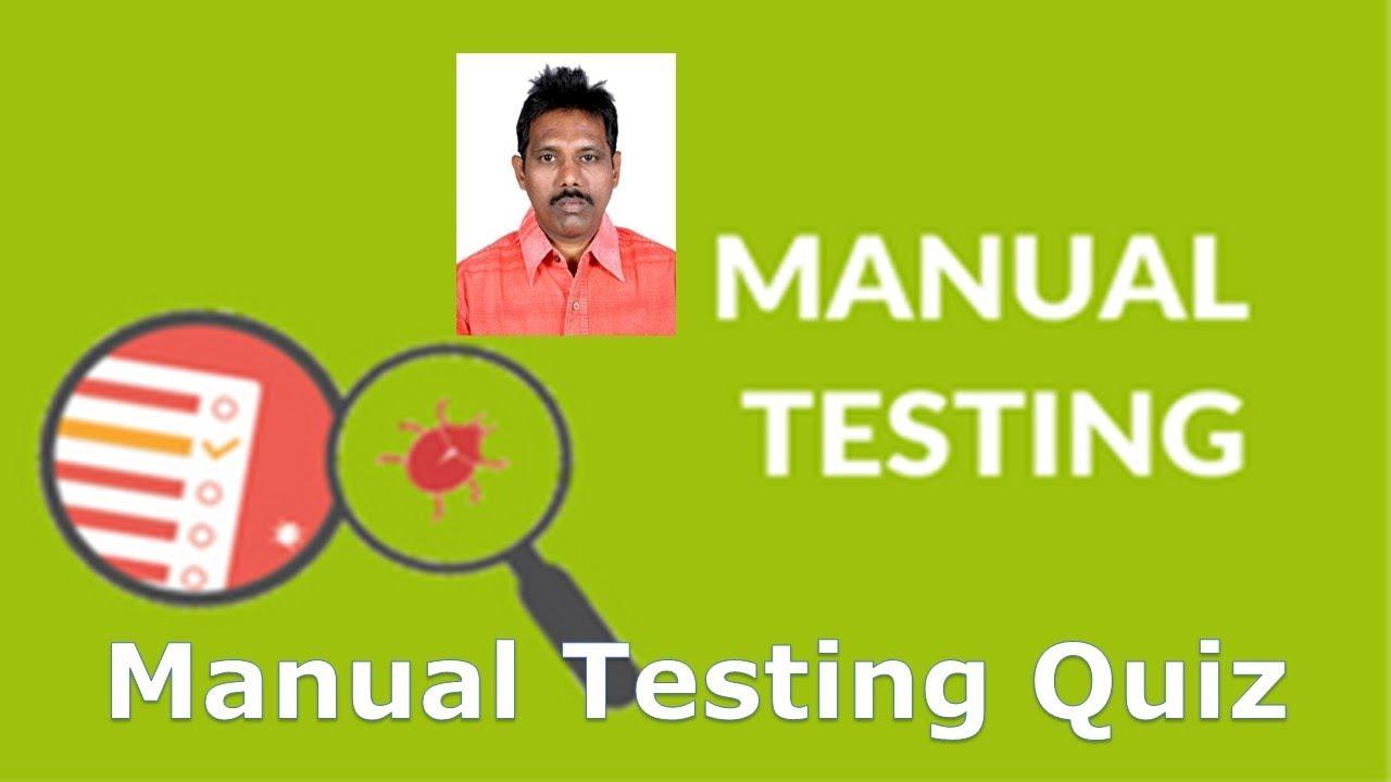 Manual Testing Video
