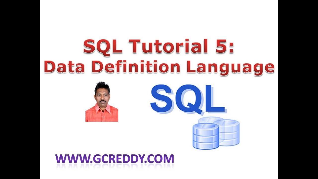 sql video tutorial