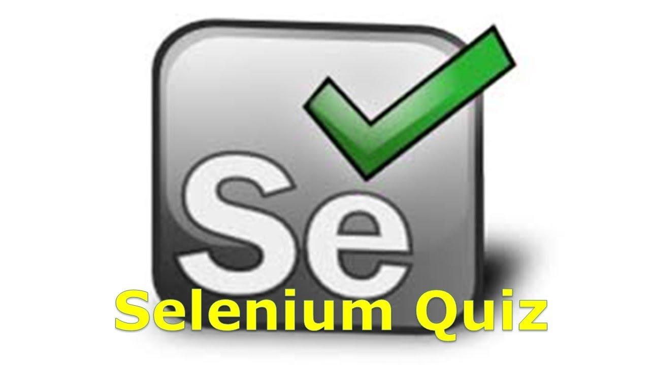 Selenium FAQ